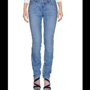 NWT Women GIVENCHY JEANS w/studs 100%Authentic